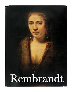 Rembrandt Paintings by Horst Gerson 1968 Hardcover $29.95