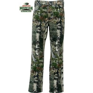 Hunting Pants Men#x27;s 5 Pocket Flex Mossy Oak® Mountain Country Various Size New