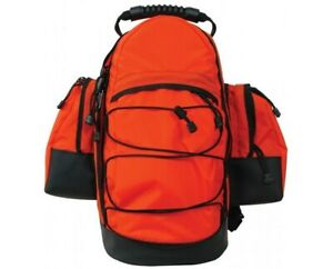 Seco Total Station or Theodolite Orange Backpack Rucksack 400 mm