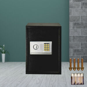 New Large Digital Electronic Safe Box Keypad Lock Security Home Office Hotel Gun $65.98