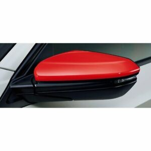 HONDA CIVIC TYPE R FK8 2017+ Genuine MIRROR COVER FLAME RED 08R06-TGH-010 FS