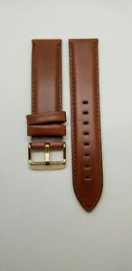 Daniel Wellington Brown Leather Strap 20mm