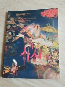 McCormick Collection of Victorian Paintings Sotheby's New York February 28 1990 $15.00