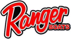 Ranger Red Carpet Graphic Decal Sticker for Fishing Bass Boats 700 105