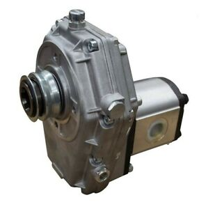 Flowfit Aluminium Hydraulic PTO Gearbox Group 2 Pump Assembly $260.32
