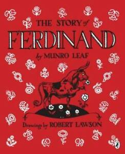 The Story of Ferdinand Picture Puffin Books Paperback By Leaf Munro GOOD $3.67