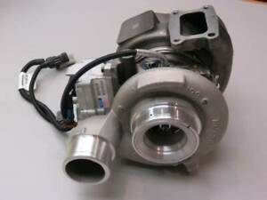 Holset VGT Turbocharger Reman 2013 2018 Dodge 6.7L Cummins w actuator