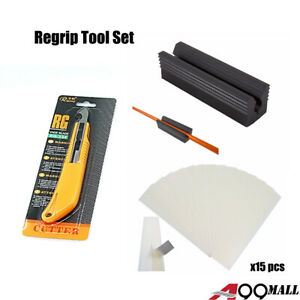 A99 Golf Grip Tool Set Kits for Regripping Golf Clubs Knife Tapes Clamp $15.98