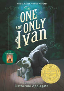 The One and Only Ivan Paperback By Applegate Katherine GOOD