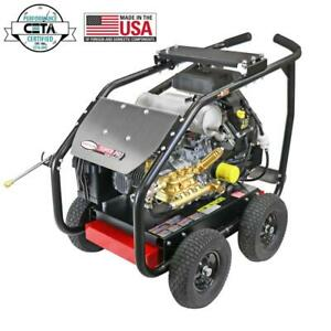 Simpson Super Pro Roll Cage Ind. Pressure Washer 7000 PSI 4.0 GPM SW7040KCGL