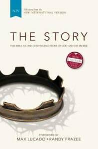 The Story: The Bible as One Continuing Story of God and His People VERY GOOD $4.39