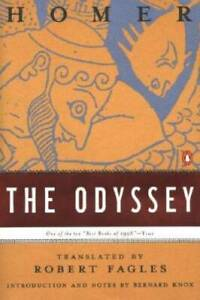The Odyssey Paperback By Homer GOOD