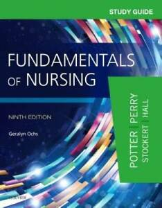 Study Guide for Fundamentals of Nursing 9e Early Diagnosi VERY GOOD