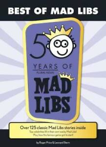 Best of Mad Libs Paperback By Price Roger GOOD $3.56