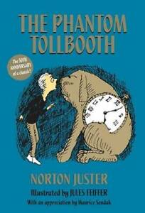 The Phantom Tollbooth Paperback By Norton Juster GOOD