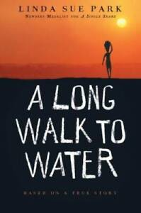 A Long Walk to Water: Based on a True Story Paperback GOOD $4.05