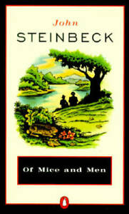 Of Mice and Men Mass Market Paperback By Steinbeck John GOOD $4.06