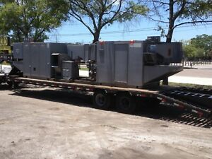 5500 CFM Stultz Desiccant Dehumidifier wonly 2547hrs & extra rotor wheel clean!