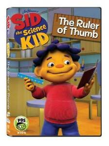 Sid The Science Kid: The Ruler Of Thumb DVD By Sid VERY GOOD $4.68
