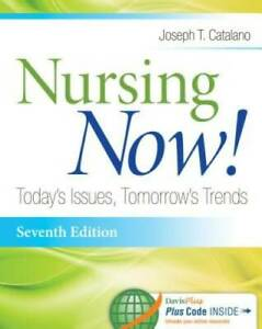 Nursing Now : Today#x27;s Issues Tomorrows Trends Paperback VERY GOOD