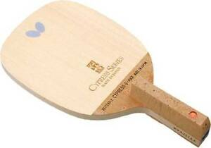 Butterfly table tennis racket Japanese style pen Cypress G MAX 23930 Tracking $276.07