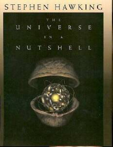 The Universe in a Nutshell Hardcover By Stephen William Hawking GOOD $4.09