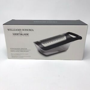 Williams Sonoma with WestBlade Container Grater