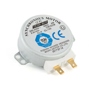 TYJ50 - 8A7F CW/CCW 2.5R/Min Turntable Synchronous Motor For Sharp Microwave