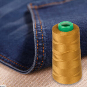 1 Spool Sewing Jeans Thread for Upholstery Blanket Repair Sewing Accessories $9.21