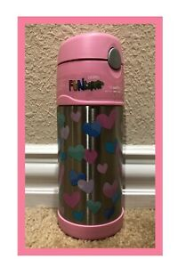 Thermos Funtainer Hearts 12oz