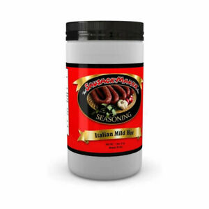 Sausage Maker Italian Sausage Seasoning Mild-Hot - Makes 50 Lbs, Model# 91800
