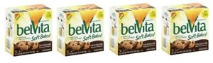 Belvita Breakfast Soft Baked Oats & Chocolate 4 Pack