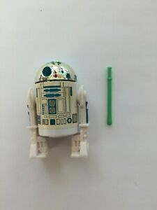 VINTAGE KENNER Star Wars R2-D2 w POP UP LIGHTSABER  figure loose + complete