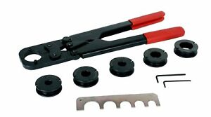 Steel Dragon Tools® 1530 Pex Pipe Crimper Kit for 38