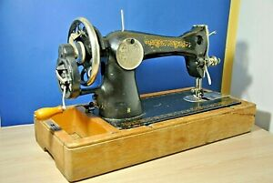 USSR Antique Sewing Machine lot $180.00