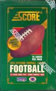 1993 Score Football Complete Your Set Pick 1 or Buy 6 For Free Shipping $1.50