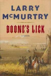 Boones Lick Hardcover By McMurtry Larry GOOD $3.82