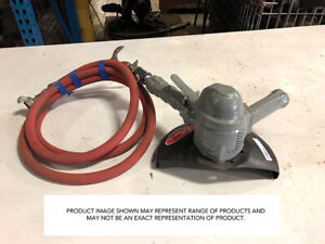 7quot; 9quot; Pneumatic Right Angle Grinder $250.00