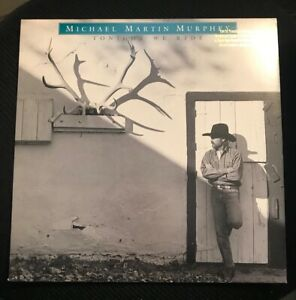 Michael Martin Murphy Tonight We Ride LP 1986, Warner Bros. Records