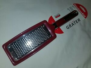KitchenAid Cook's Series Empire Red Flat Grater--Cheese/Vegetables-KAT302ER