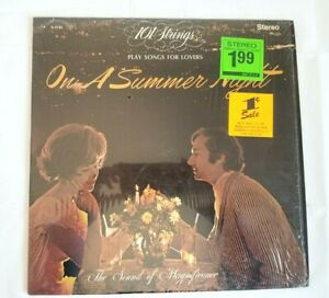 101 Strings play Songs for Lovers on a Summer Night Canada 1969 Vintage Vinyl