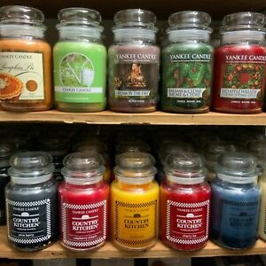 Yankee Candle Original Classic Large Jar Single Wick Scented Candle 22 oz