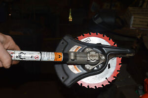 Brush Cutter saw blade adapter for 1