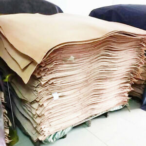 FULL GRAIN TOOLING VEG TAN NATURAL LEATHER THICKNESS 2 3 3 4 4 5 OZ
