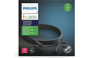 Philips Hue Outdoor Cable Extension for outdoor use Brand New in Box $19.95