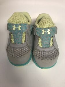 GUC Toddler Girl's Under Armour Shoes Size 5K $12.00