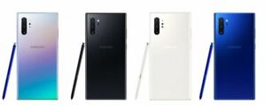 Samsung Galaxy Note 10 Plus N975U 256GB Factory Unlocked Smartphone $379.99