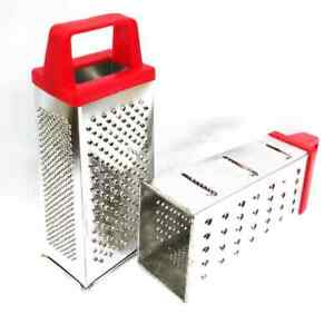 Grater Cheese Box Flat Spacesaver Space Saver Folding 4 in 1