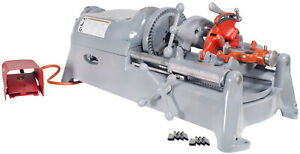 Reconditioned RIDGID® 535 V1 Pipe Threader with Extra Dies and RIDGID® Die Head  $3,199.99
