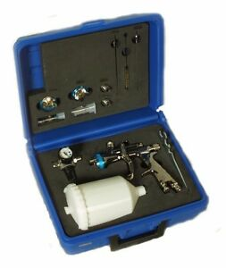 QualSpray AM-5008/P LVLP Spray Package for Sealers, Clears & Paint LIMITED TIME